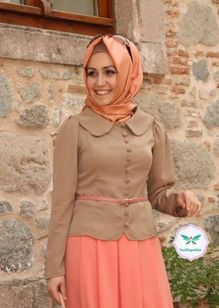 Pınar Şems 2013 Tesettür Giyim Modelleri (4)