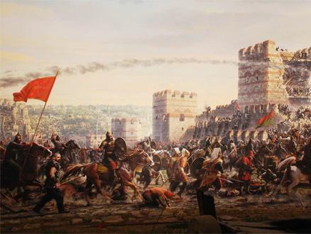 Haliç'teki 560. Fetih Kutlamalarına Saatler Kaldı!