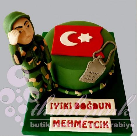 Mehmetcik Asker Pastası