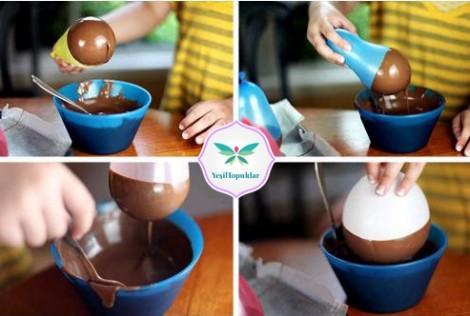 Çikolata Kasesinde Dondurma Keyfi (3)