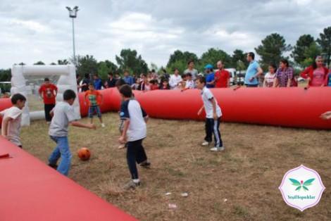 İBB, Plaj ve Piknik Alanlarında Özel Etkinlikler Düzenliyor (3)
