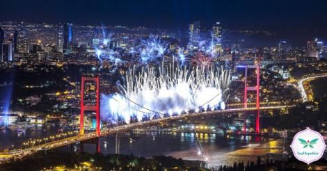 """İstanbul'un """"En Havalı Kareler""""i Seçildi"""