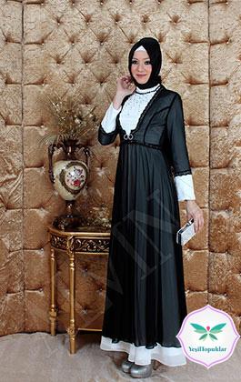 f08a92147b4d7 Alvina 2013 Tesettür Abiye Elbise Modelleri-3
