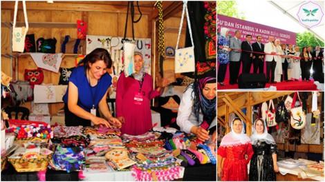 Doğu'dan-İstanbul'a-Kadın-Eli-Sergisi