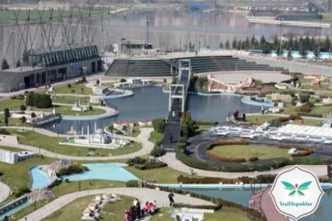 Minyatürk'te Helikopterle İstanbul ve Türkiye Turu (3)