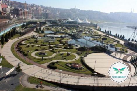 Minyatürk'te Helikopterle İstanbul ve Türkiye Turu (4)