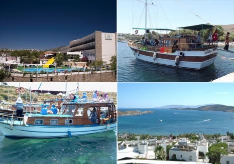 Bodrum İnanç Otel Özel Tekne Turları