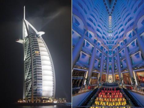 Burj Al Arab Dubai Resimleri 1