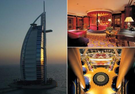 Burj Al Arab Dubai Resimleri 3