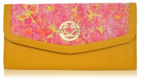 Hatt Art Sarı Çanta Modeli