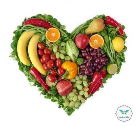 Kalp Damar Sağlığı için Doğru Beslenme