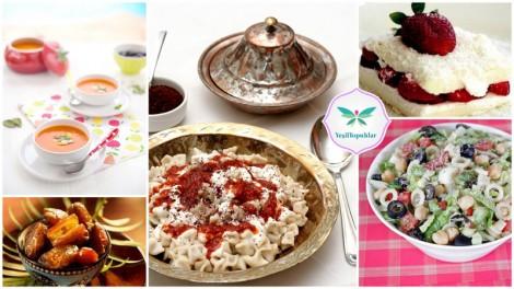 2013'ün 16. Ramazan Menüsü