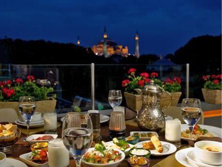 2013'ün 23. Ramazan Menüsü