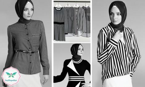 2013 Tesettür Giyim Stil Önerileri