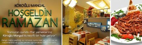 Ankara'nın En İyi İftar Mekanları