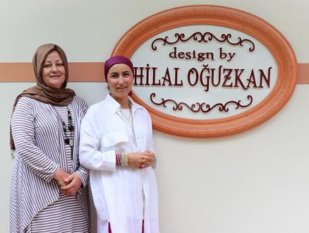 """""""Design by Hilal Oğuzkan""""ın Kurucuları ile Keyifli Bir Söyleşi"""