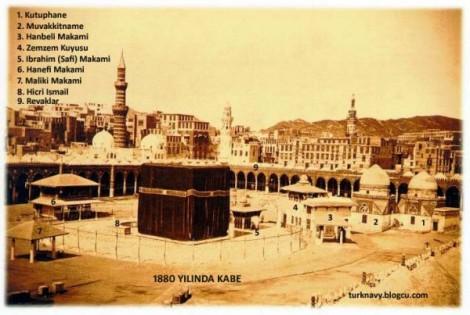 En Kutsal Yapı Kabe'nin Mimarisi