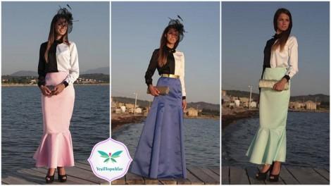 Kavin by Kuaybe Gider 2013 Yaz Abiye Elbise ve Etek Modelleri (2)