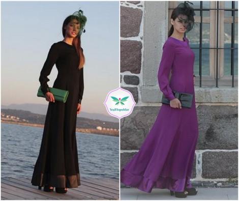 Kavin by Kuaybe Gider 2013 Yaz Abiye Elbise ve Etek Modelleri (4)