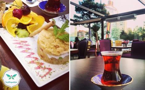Naquesh İstanbul Cafe&Butik Ramazan'a Hazır!