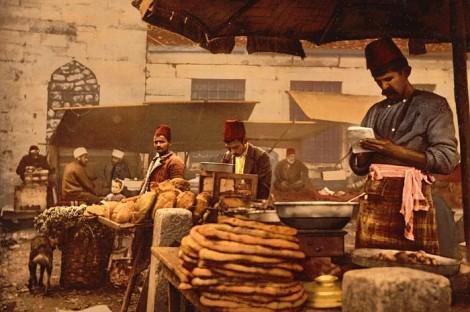 Osmanlı Ramazan Sofraları ve İftar Usulü