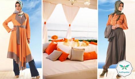 Tesettür Giyim Stil Önerileri 2013