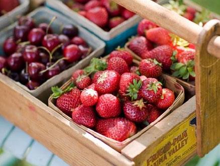 Yaz Meyveleri İle Gelen Sağlık