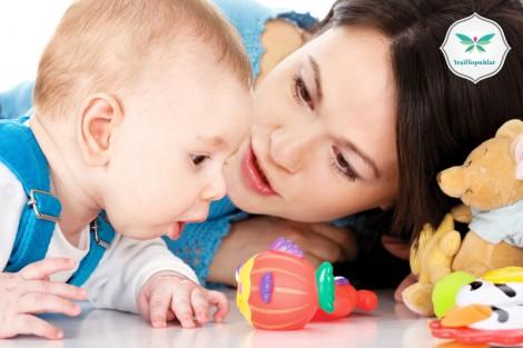 Anne ve Bebek Arasındaki Bağ