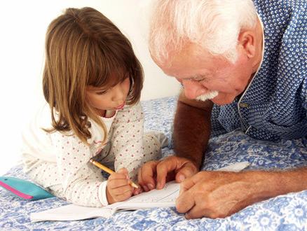 Çocuk Terbiyesinde Büyükanne ve Büyükbabanın Rolü