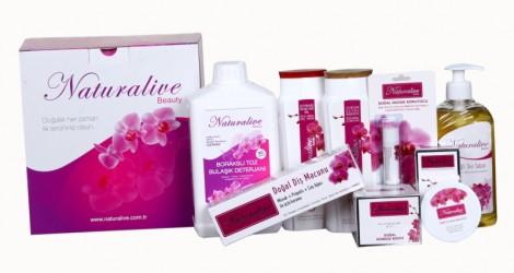 Naturelive Doğal Kozmetik Ürünleri