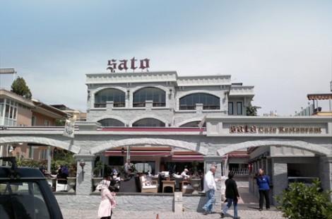 Şato Cafe Gündüz Görüntüsü