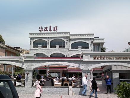 Şato Cafe Anadolu Yakasının En Popüler Cafe Restaurantı