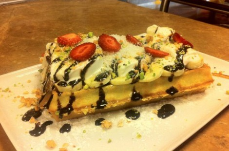 Şato Cafe Waffle