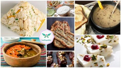 2013'ün Son Ramazan Menüsü