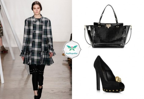 2013 - 2014 Sonbahar Kış Trendleri Punk Modası