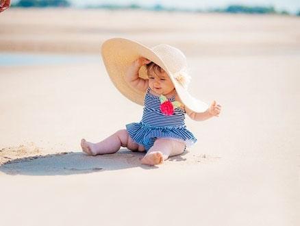 Yaz Aylarında Bebekleri Güneşten Korumanın Yolları