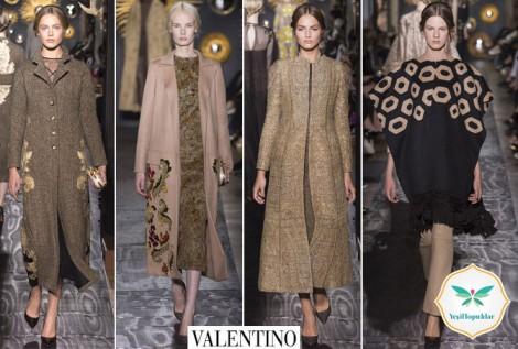 Tesettür Giyim Kaban ve Manto Modelleri 2014