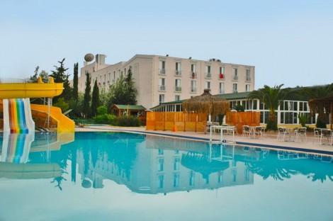 Burç Club Hotel – Selçuk / Izmir