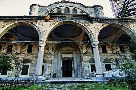 Edirnekapi Mihrimah Camii