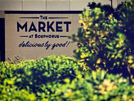 The Market Bosphorus Kuruçeşme'de Açıldı