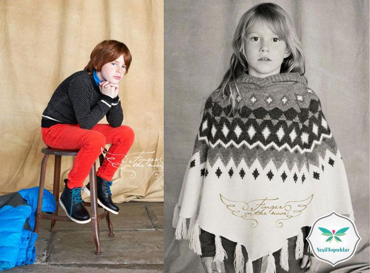 Çocuk Giyim Modelleri ve Markaları Sonbahar Kış