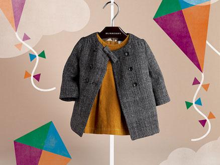Çocuk Giyimde Nostaljik Bir Sonbahar Rüzgarı
