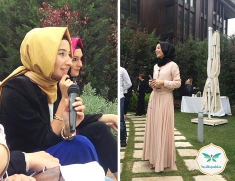 Şehrizar Konakları Tasarım Sohbetleri Esra Seziş Şafak Çak Kutsi ve Sinem Öztürk