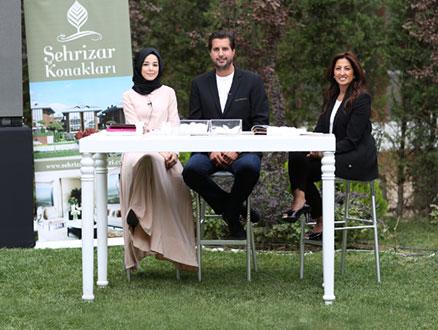 """""""İstanbul'un Bahçesi"""" Şehrizar Konakları'nda Tasarım Sohbetleri"""
