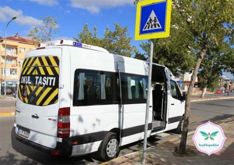 Okul Servislerinde Yeni Bir Sistem