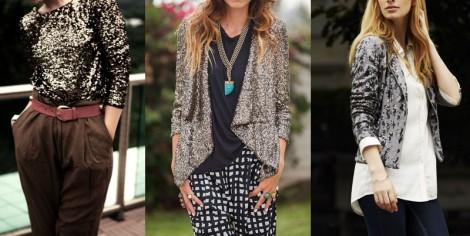 Pullu ve Payetli Parçalar Neyle, Nasıl Giyilir