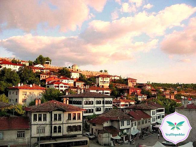 Tarihi Safranbolu ve Meşhur Evleri