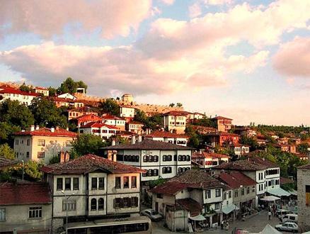 Görülmeye Değer Bir Kent; Safranbolu