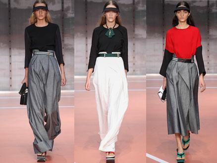 Yükselen Trend Pantolon Etekler!