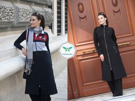 Latifa Tesettür Eşofman Modelleri